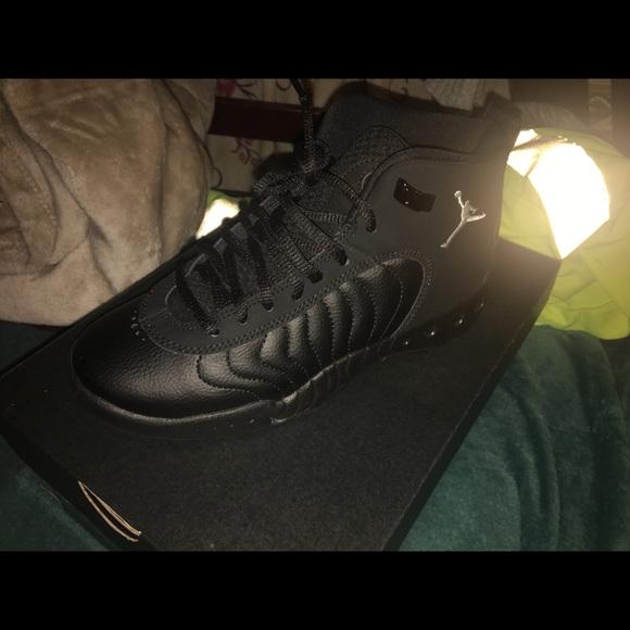 jumpman pro all black